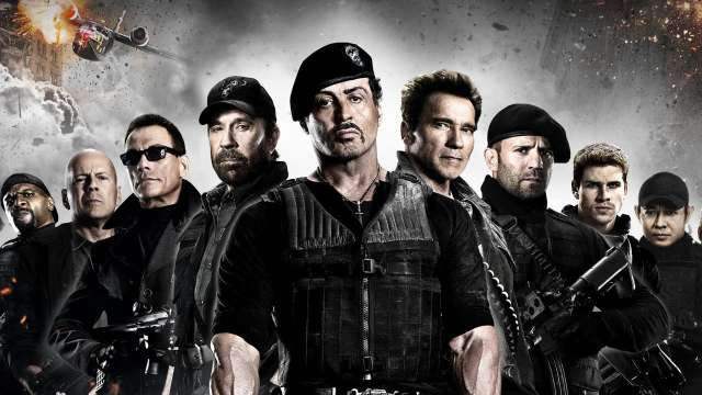 Film: Expendables 2