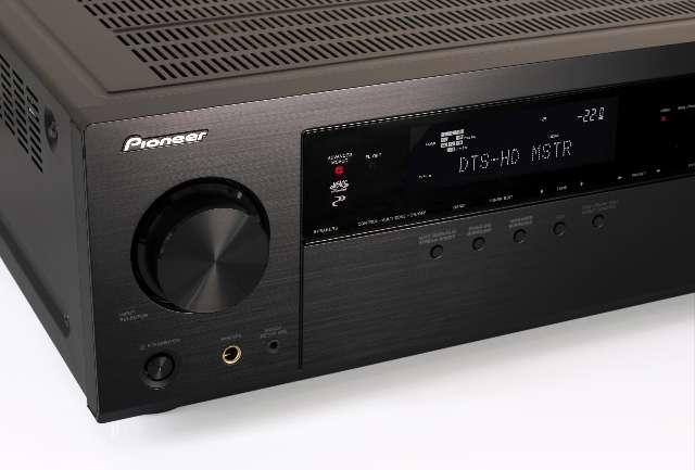Pioneer AV-receivers klaar voor smartphones