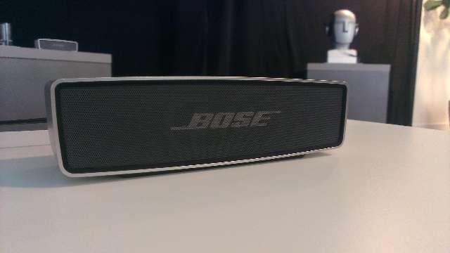 Noise-cancelling in zakformaat bij Bose
