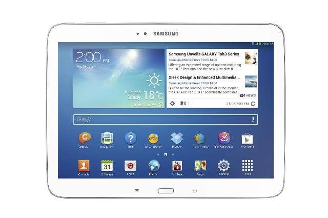 Samsung lanceert Galaxy Tab 3