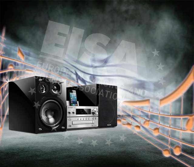 Beste miniketen: Panasonic SC-PMX9