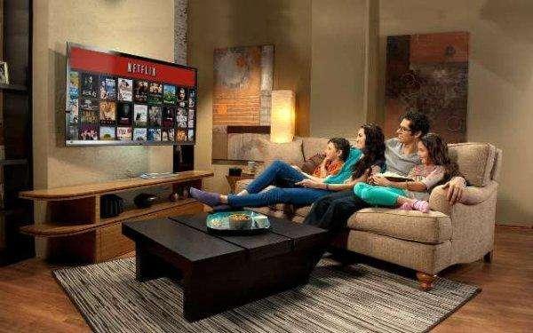 Netflix gaat van start in Nederland