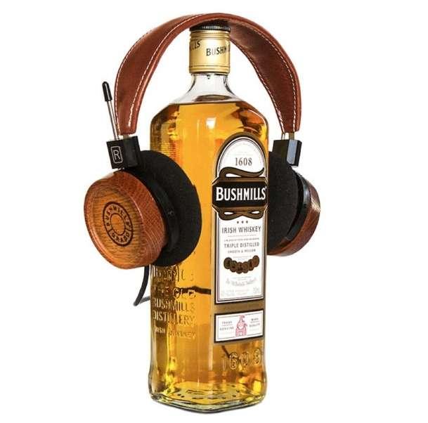 Grado bouwt whisky-hoofdtelefoon voor hobbits