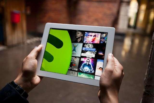 Spotify wordt gratis op mobiel
