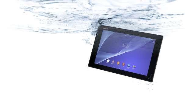 Nieuwe Sony-tablet blijft de dunste