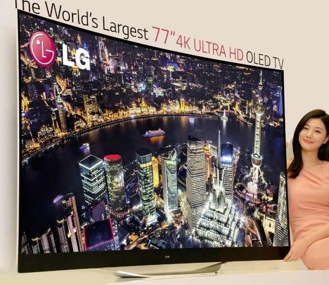 Apple test OLED-schermen voor iTV