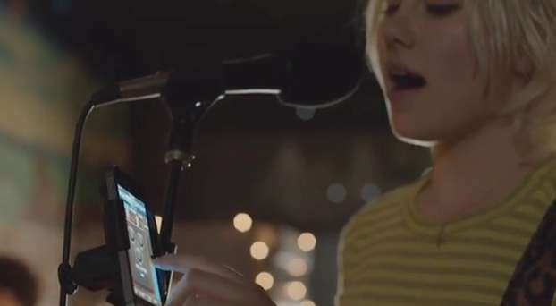 Apple-reclame verkoopt The Pixies