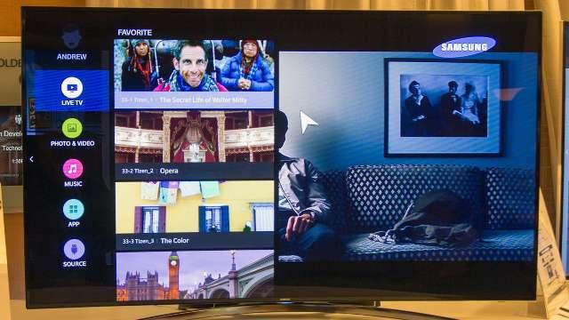 Samsung wil Tizen ook naar zijn Smart TVs brengen