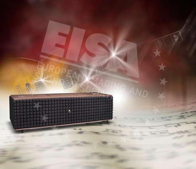 EUROPEAN COMPACT HI-FI SYSTEM 2014 - 2015: JBL Authentics L16