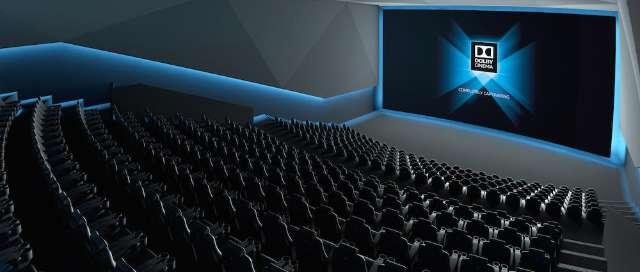 Nederlandse bioscoop eerste met nieuwe Dolby