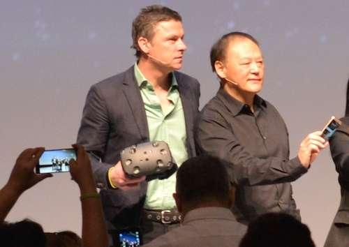 Virtual Reality steelt de show op MWC