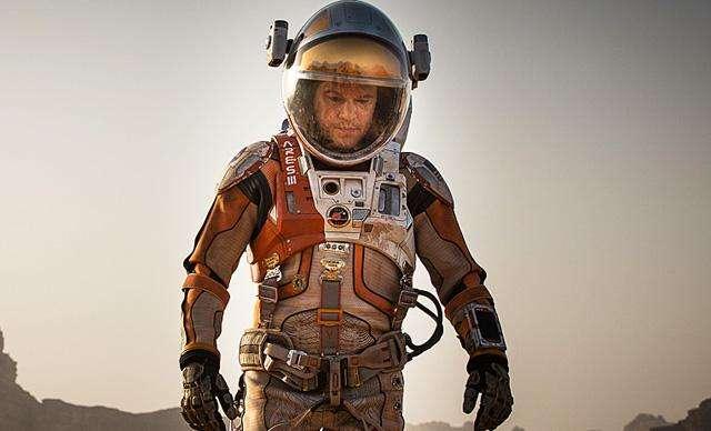 Trailer voor The Martian
