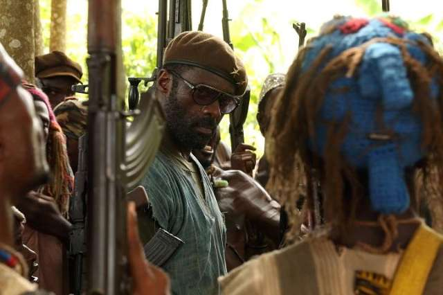 Trailer voor Beasts of No Nation