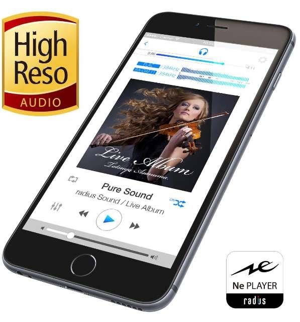Breng hi-res audio naar je Apple-device