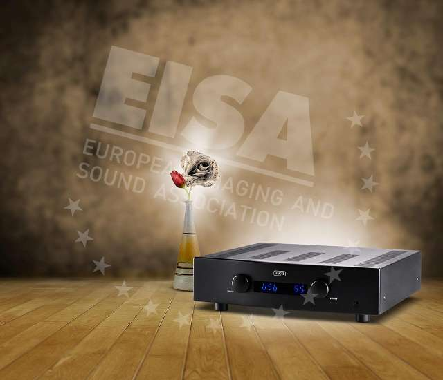 EUROPEAN AMPLIFIER 2015-2016: Hegel H160