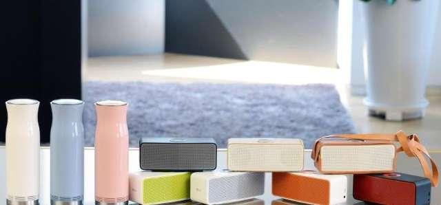 LG komt met meer draadloze speakers