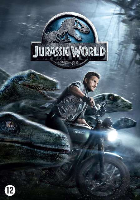 Win: 5 x een Blu-ray van Jurassic World
