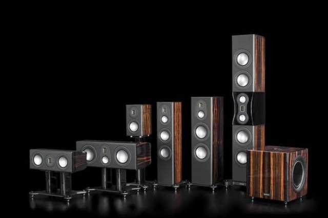 CES-introductie voor topspeakers Monitor Audio