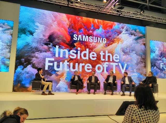 Geen 3D meer voor Samsung