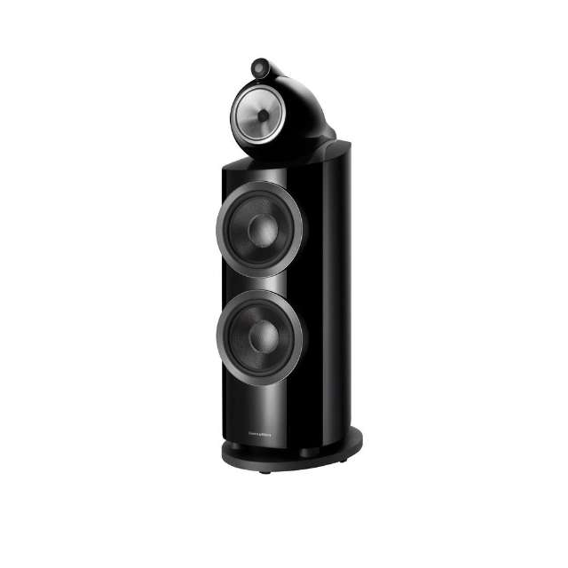 Bowers & Wilkins 800 D3 tourt door Benelux