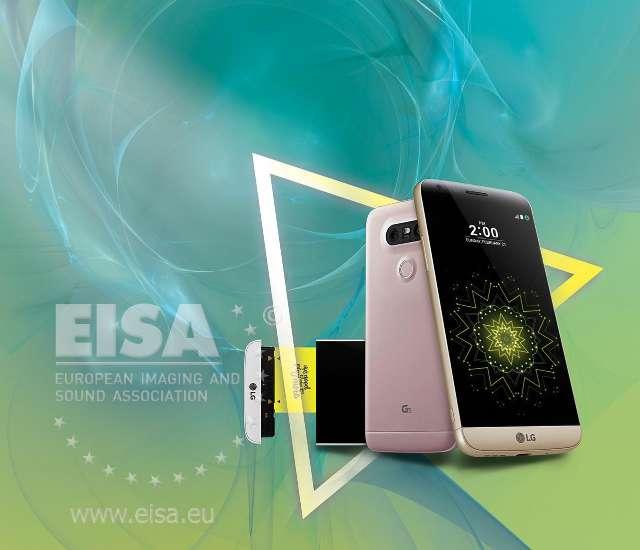 EUROPESE MOBIELE INNOVATIE 2016-2017: LG G5