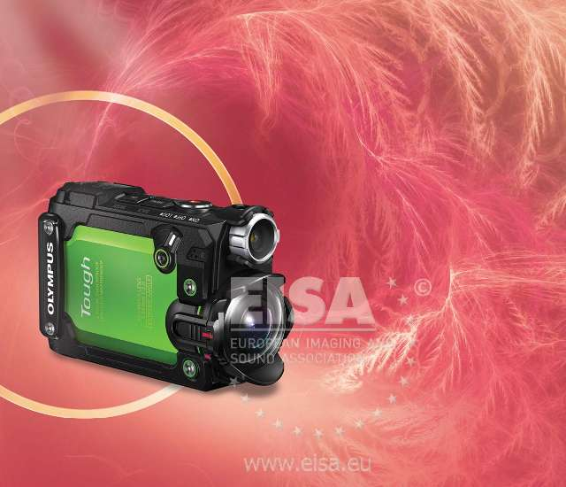 EUROPESE ACTIE-CAMCORDER 2016-2017: Olympus TG-Tracker