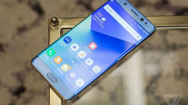 Samsung Galaxy S8 krijgt Note-achtige variant