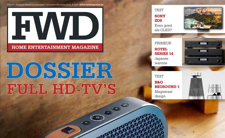 FWD Magazine wordt vernieuwd