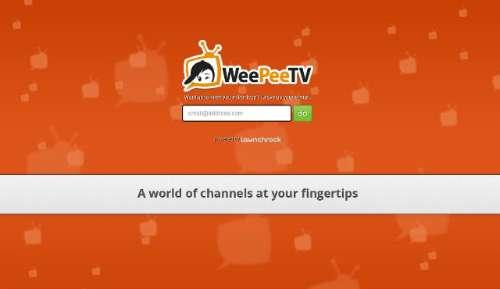 WeePeeTV wil concurreren met Telenet en BelgacomTV