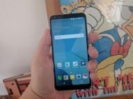 Review: LG Q6 – smalle midrange phablet met FullVision-display