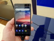 Hands-on preview: Nokia 8 Sirocco, Nokia 7 Plus en nieuwe Nokia 6
