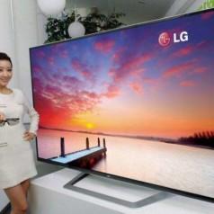 LG toont 84 inch-tv met 4K-resolutie