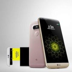 Modulaire LG G5 upgrade je met B&O-DAC
