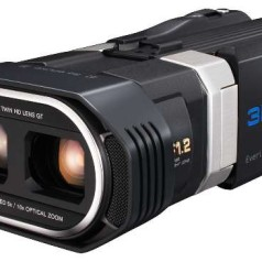European 3D Camcorder 2011-2012