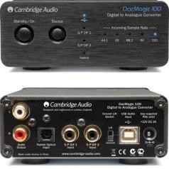 Digitaal lekkers bij Cambridge Audio