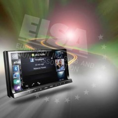 Beste in-car navi-media systeem: Pioneer AVIC-F40BT