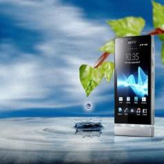 Beste groene smartphone: Sony Xperia