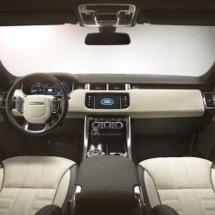 Meridian neemt Range Rover onder handen