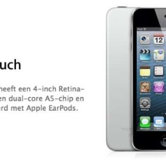 Apple lanceert budget-iPod
