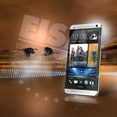 Beste geavanceerde smartphone van het jaar: HTC One