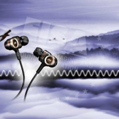 Beste in-ears: JVC HA-FXZ200