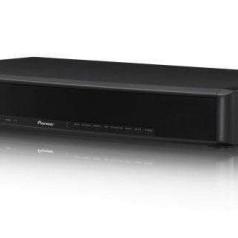 Pioneer debuteert Speaker Base met Bluetooth voor flat screen televisies