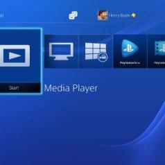 PlayStation 4 wordt mediaspeler