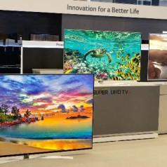 LG's nieuwste Super UHD lcd gaat voluit voor contrast