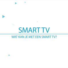 Video: wat kun je allemaal met een smart tv?