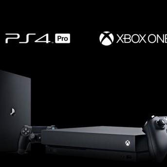 Xbox One X versus PlayStation 4 Pro: dit moet je weten