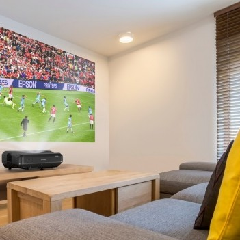 Review: Epson EH-LS100 Ultra Short Throw laser projector