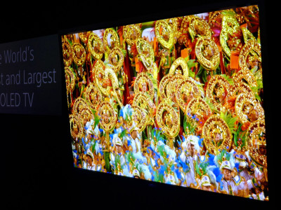 Sony plant OLED-tv's in 2017