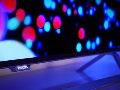 Philips introduceert 55-inch oled tv en nieuwe lcd led tv-series