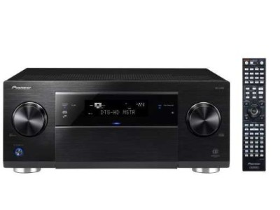 Nieuwe top-of-the line AV-receivers bij Pioneer